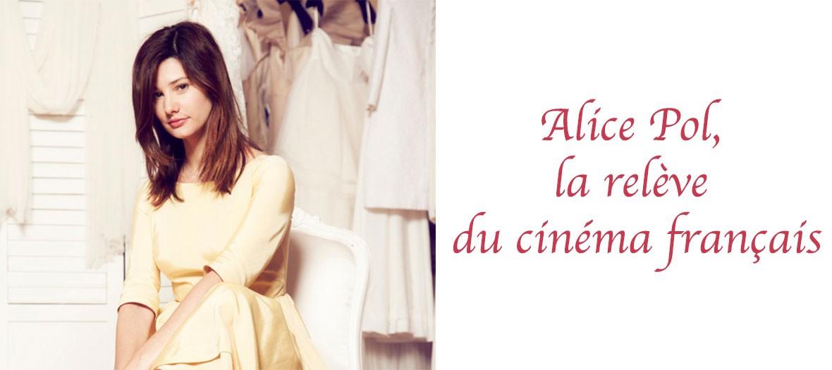 Alice Pol, la nouvelle recrue du cinéma français