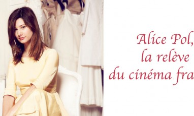 Alice Pol, the new French movie recruit