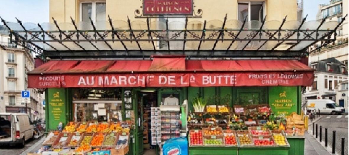 Ma Petite Epicerie Cherie A Montmartre