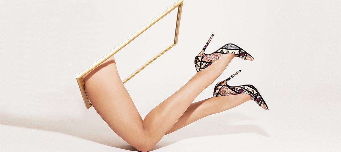 Maison Ernest high heels