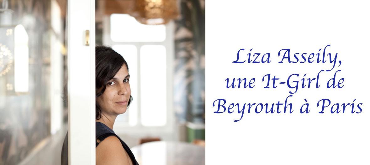 Portrait de Liza Asseily
