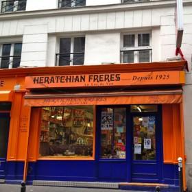 Notre Epicerie Mediterraneenne A Paris Copyright Smalletbeautifu