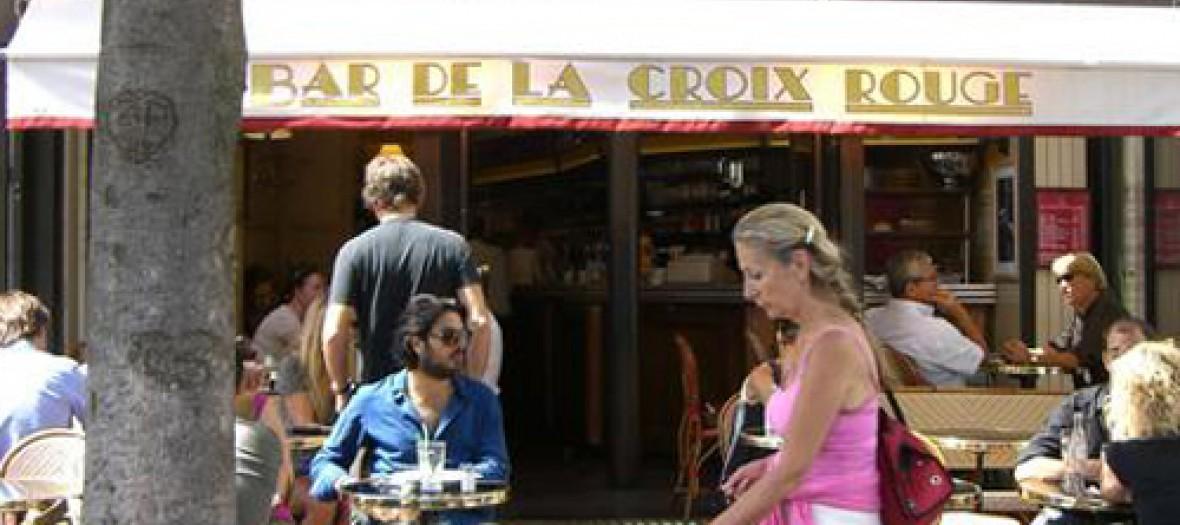 Le Bar De La Croix Rouge