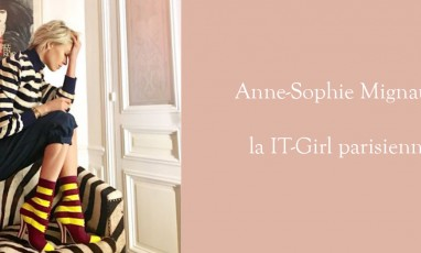 Encounter with French It Girl Anne-Sophie Mignaux