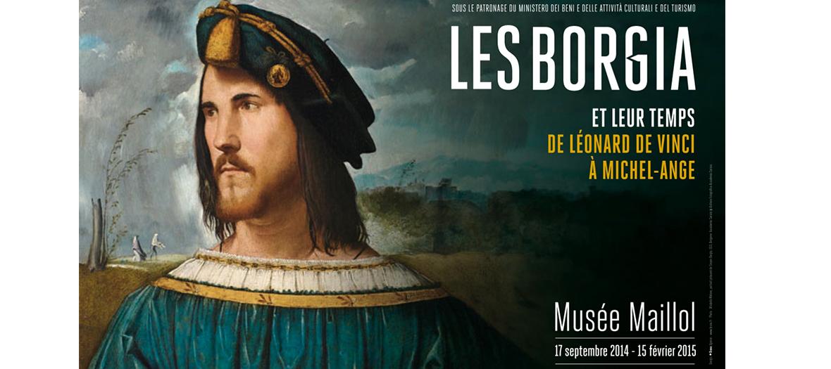 Borgia exhibition at musée Maillol