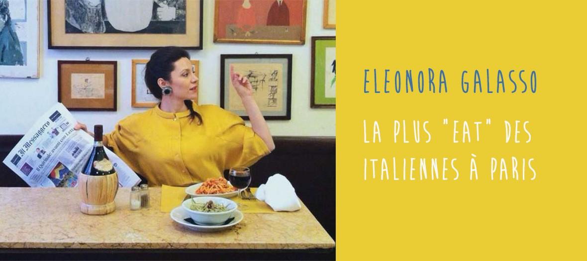 Eleonora Galasso, l'anti-chef italienne