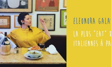Eleonora Galasson, the Italian anti-chef