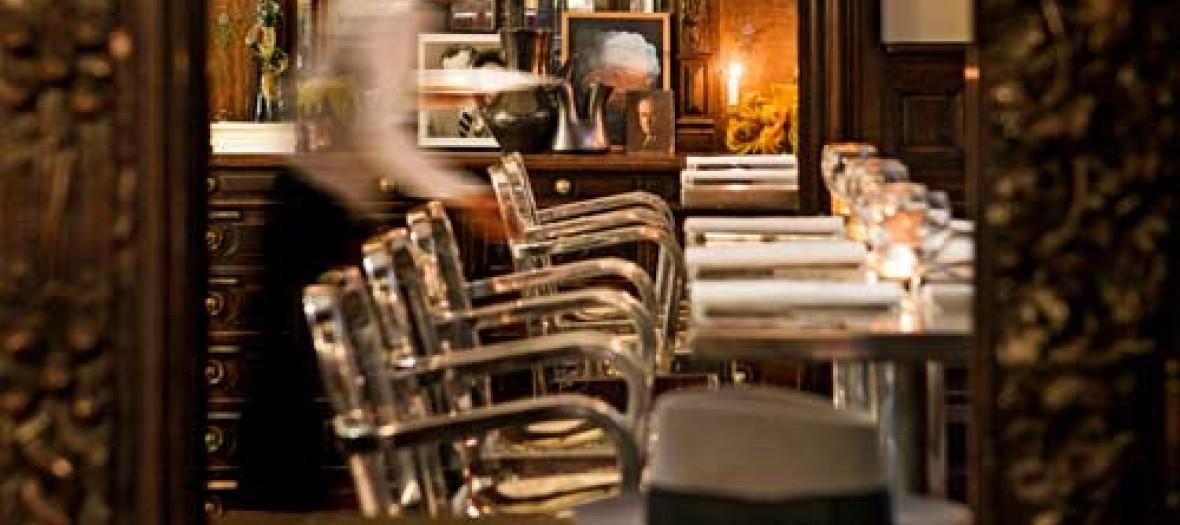 Spritz Ravioles Et Decor Starck Le Cafe Stern Mon Petit Italien