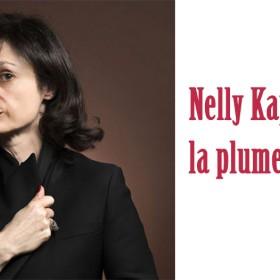 la critique littéraire Nelly Kaprièlian