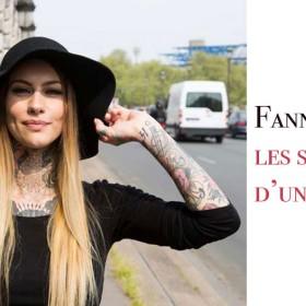 Rencontre avec Fanny Maurer, la top tatouée