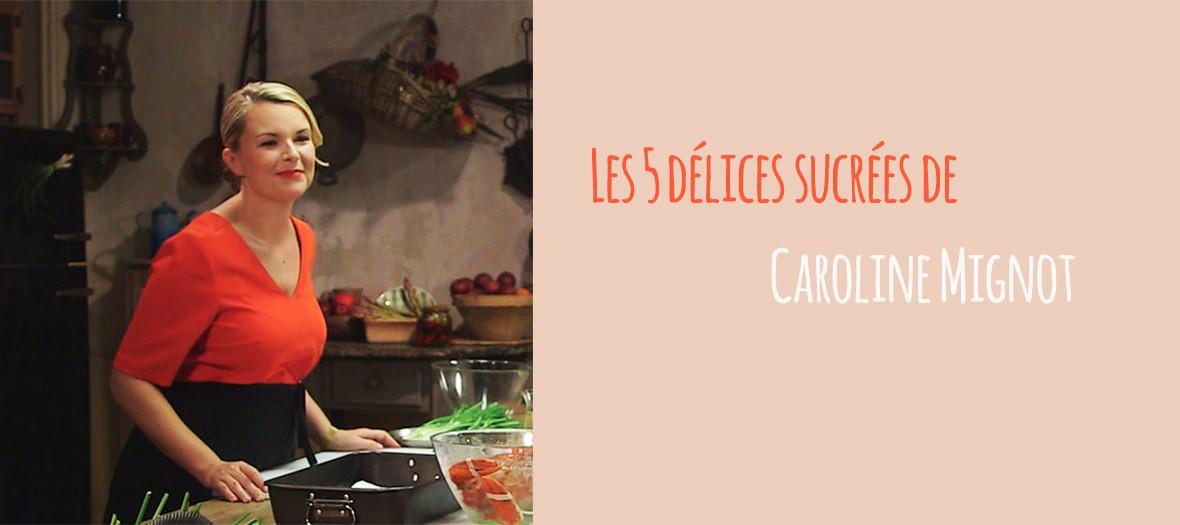 Caroline Mignot, la foodista aux bonnes adresses