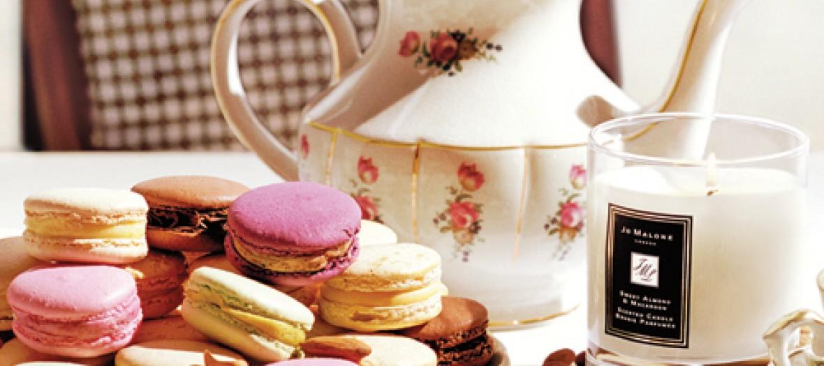Tea Time Et Massage A L Oeil Chez Jo Malone