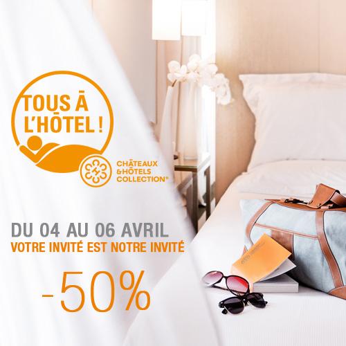 Des petits week ends deux moiti prix for Reserver un hotel a paris sans payer