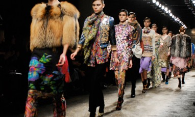 The not to be missed fashion exhibition: Dries Van Noten at the Decorative Arts
