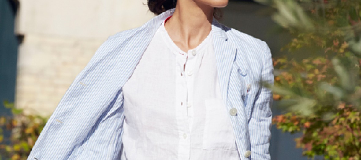 La Collection Chic Uniqlo Signee Ines De La Fressange 1