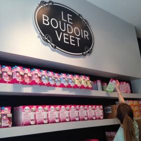 Boudoir Veet