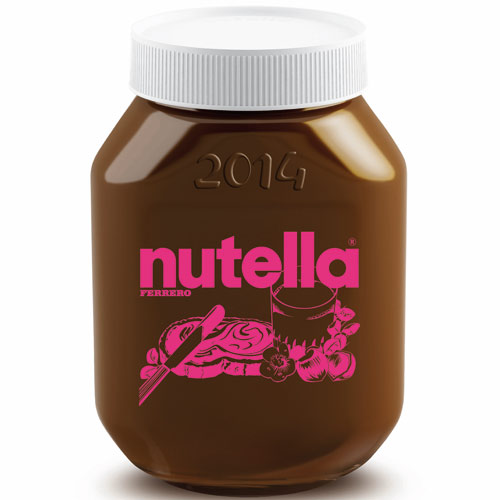 Des pots de nutella super collectors - Lampe pot de nutella ...