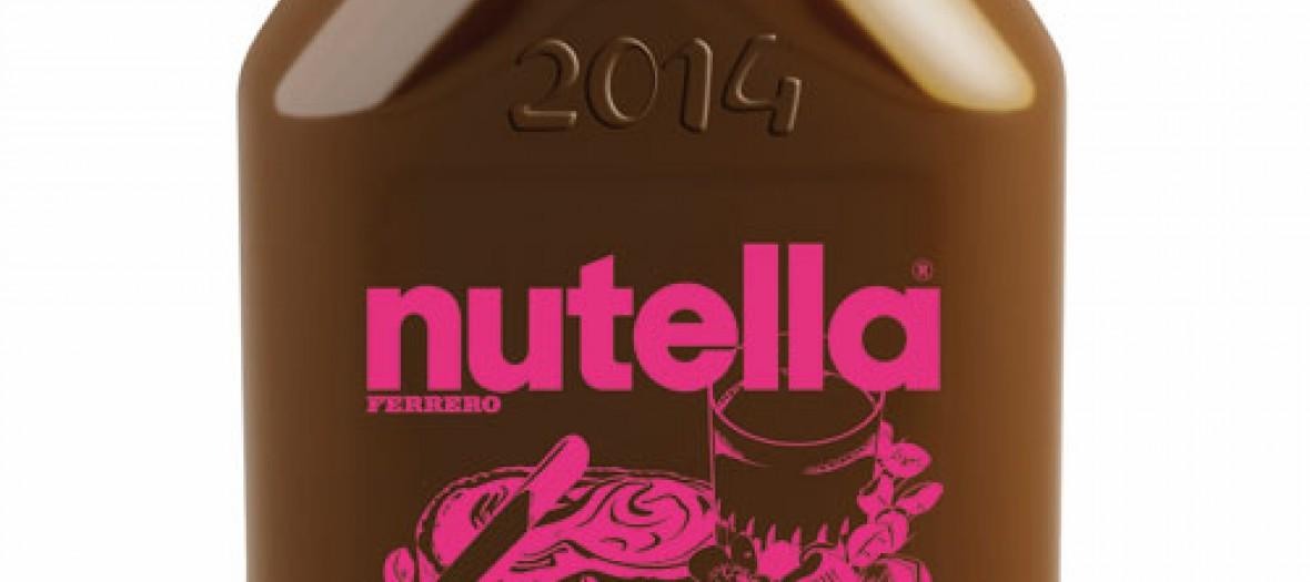Nutella 1kg Hd Magenta