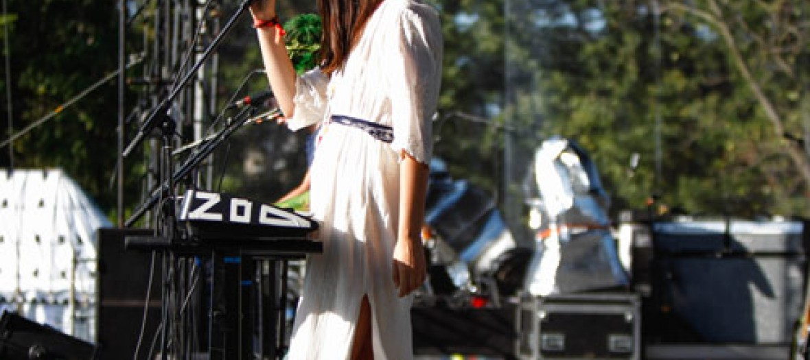 Un Festival Follement Glam We Love Green
