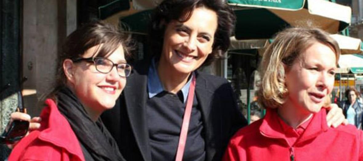 Un Petit Dej A 5 Avec Ines De La Fressange