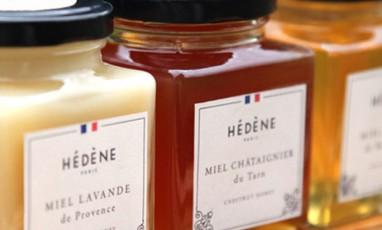 Hédène, upscale honey !