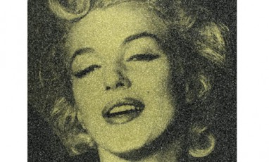 Not to be missed : Marilyn  and POP ART exhibition
