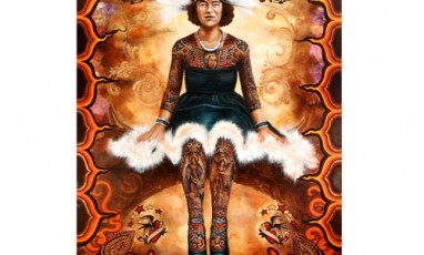 Le tattoo : un phénomène arty au quai Branly