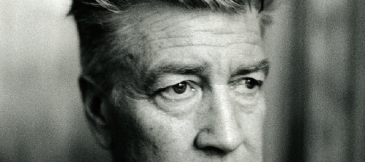 L Expo Photo David Lynch Dans Le Marais