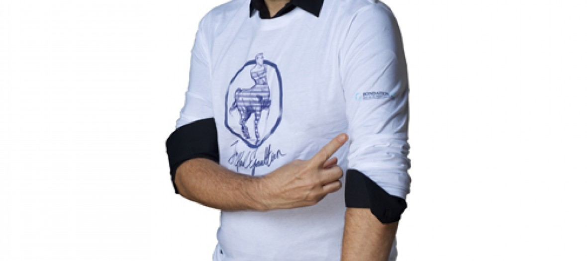 Un T Shirt Collector Et Charity Griffe Jean Paul Gaultier