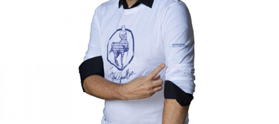 Un T Shirt Collector Et Charity Griffe Jean Paul Gaultier
