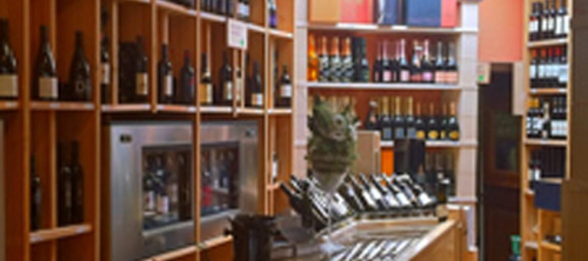 Un Bon Bar A Vin Vignabagnes