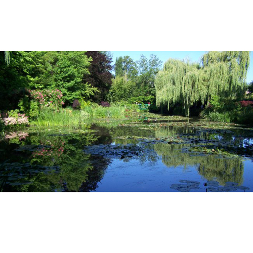 Se balader dans le jardin feerique qui a inspire monet for Le jardin qui dit non