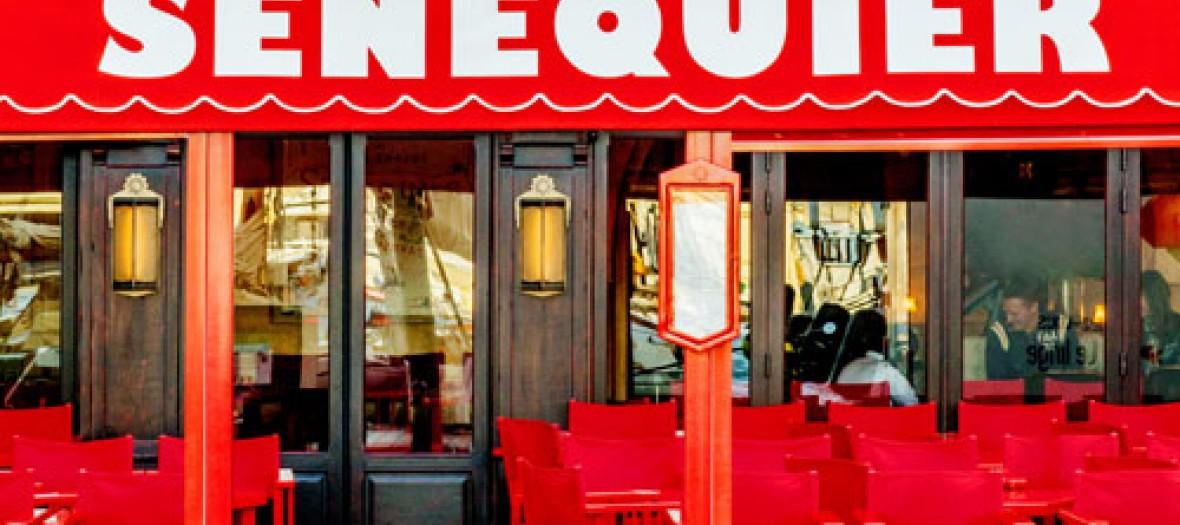 Diner Chez Senequier