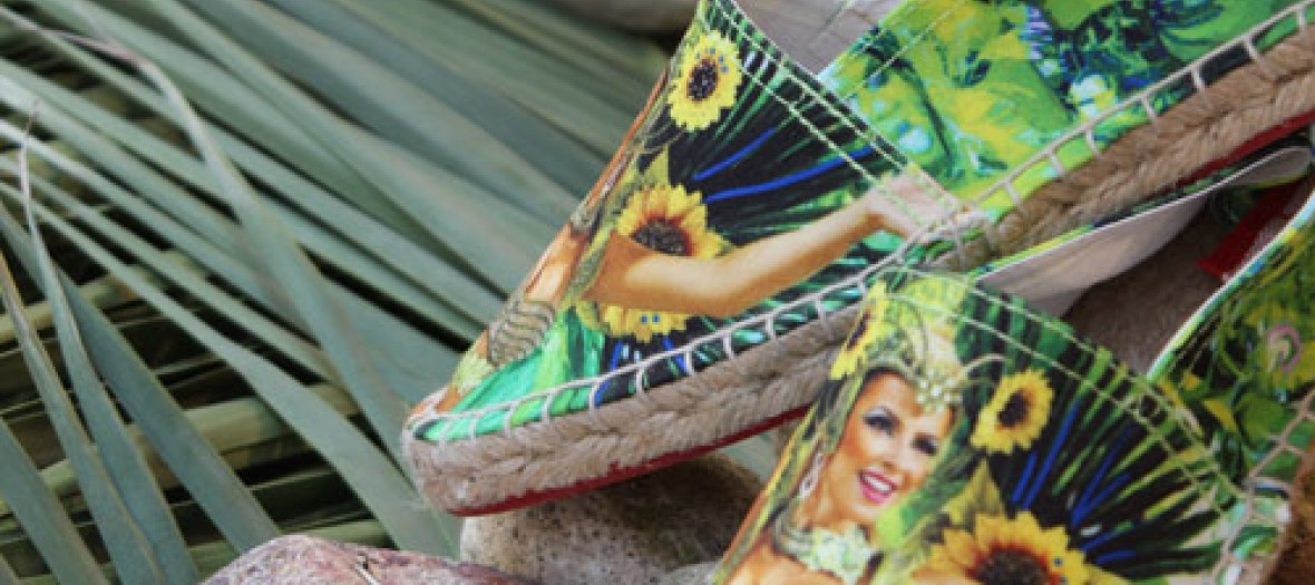 Les Chaussures Made In St Tropez