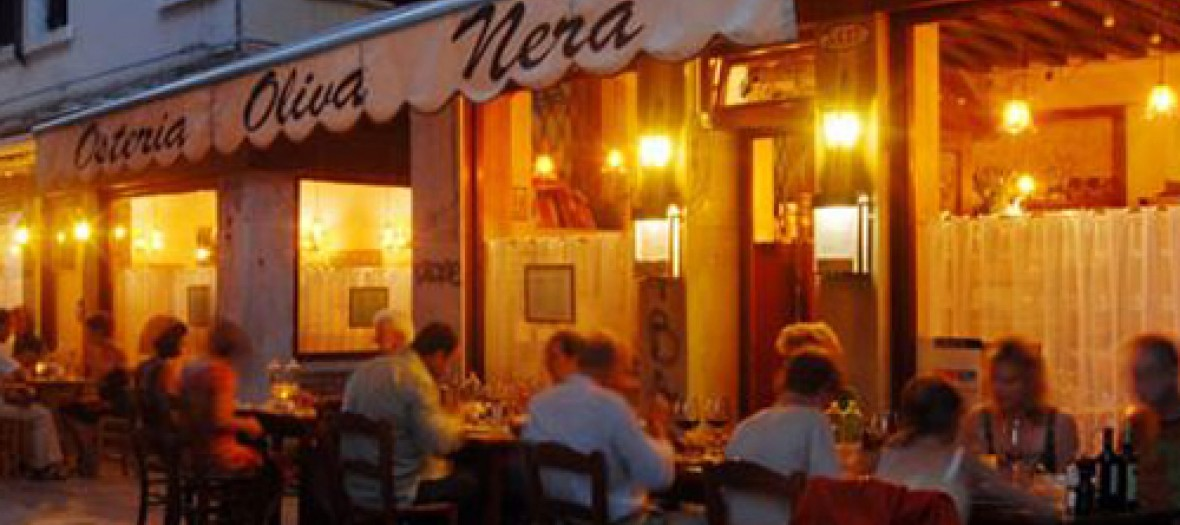 Diner A L Osteria Oliva Nera