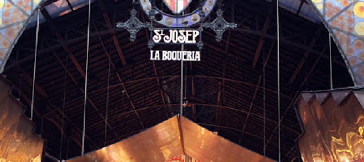 La Boqueria Un Marche Ou Lon Mange Lamiavitablog Com
