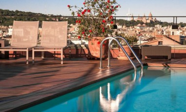 Un Hotel Avec Rooftop Et Piscine De Dingue Photo Landing 1