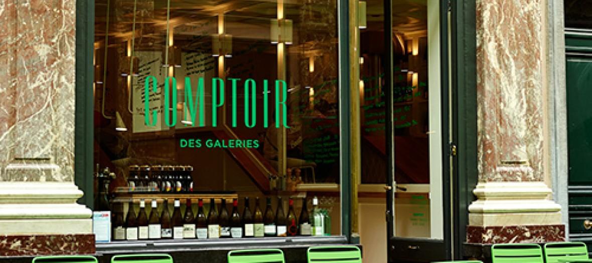 Le Comptoir Des Galeries