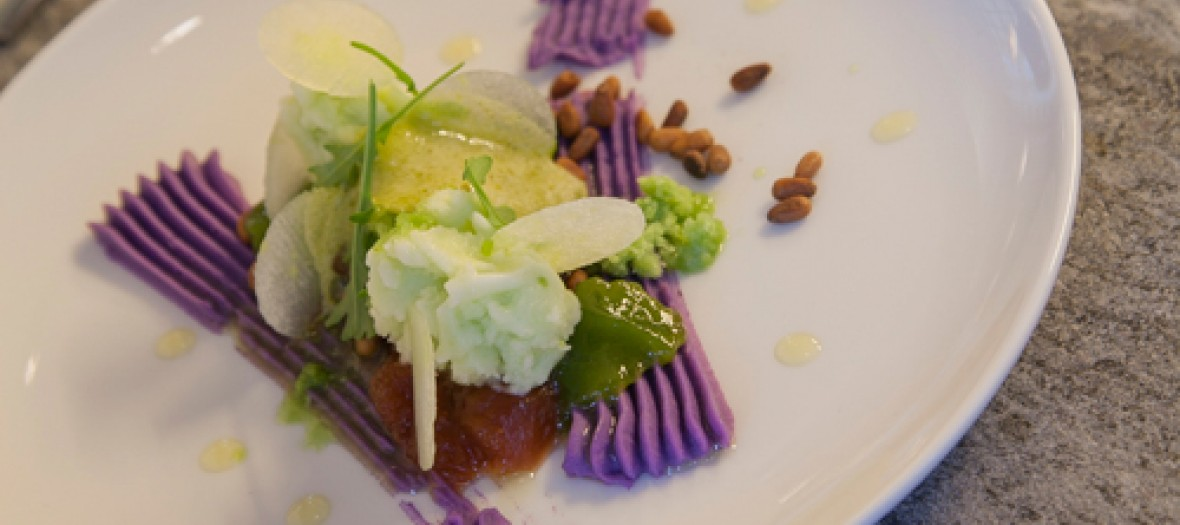Dessance gastronomic dessert