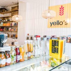Yello s interieur boissons healthy