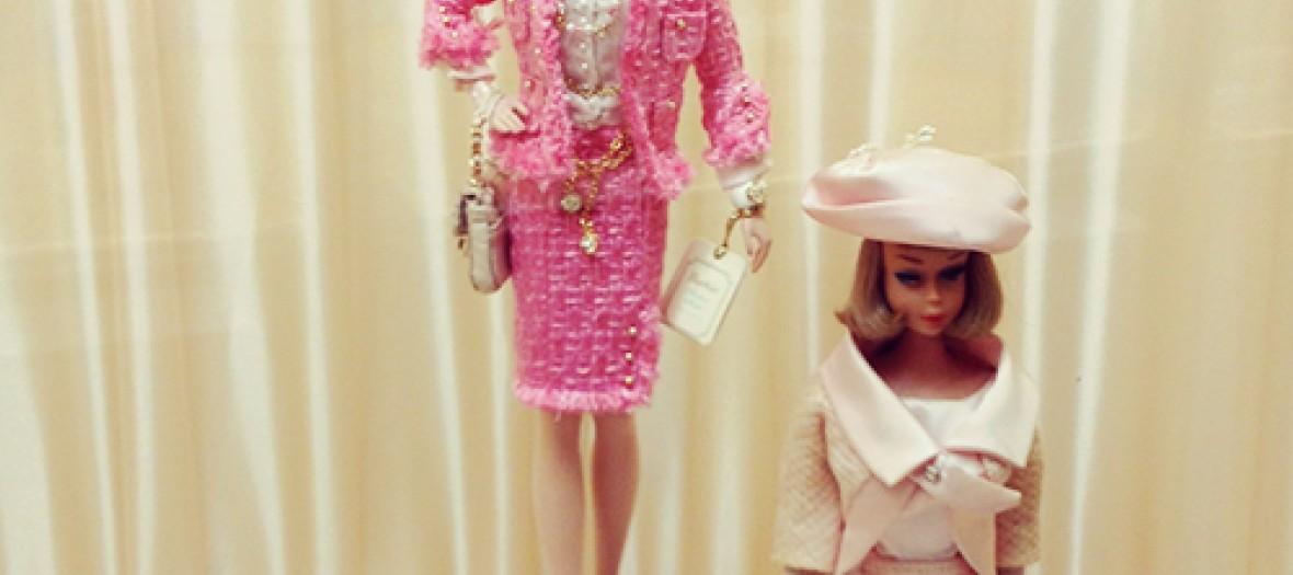 L Expo Barbie Fan Des Sixties
