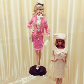 L Expo Barbie Fan Des Sixties