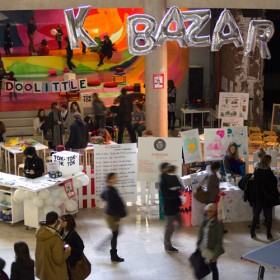 Brunch bazar carreau du temple