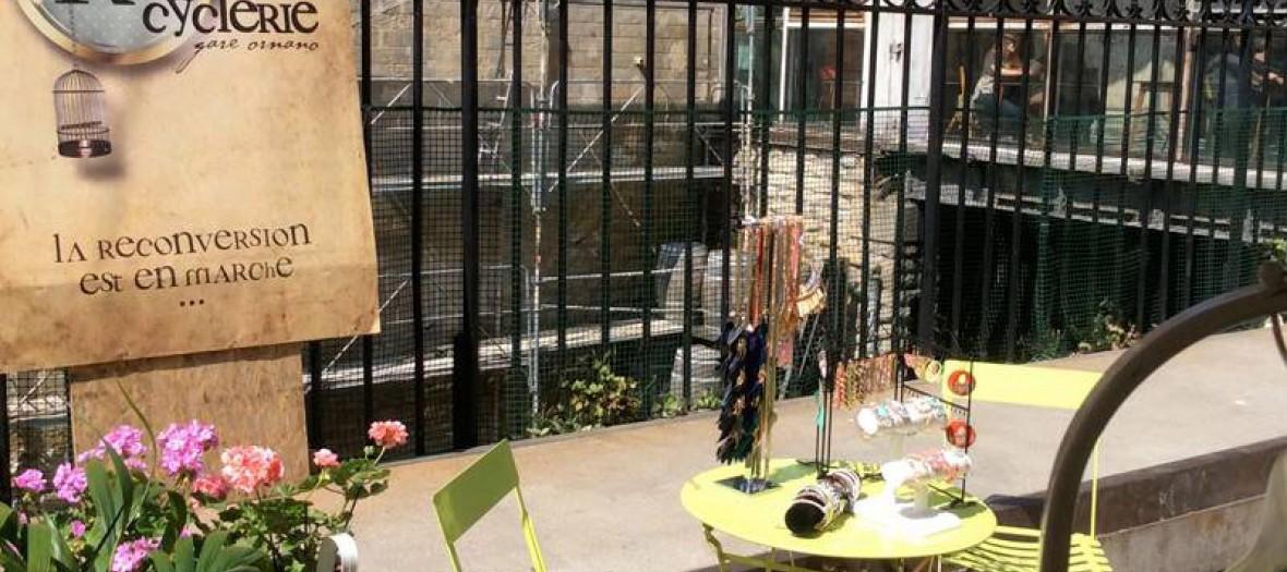La Recyclerie Dyi Street Food Et Apero Champetre