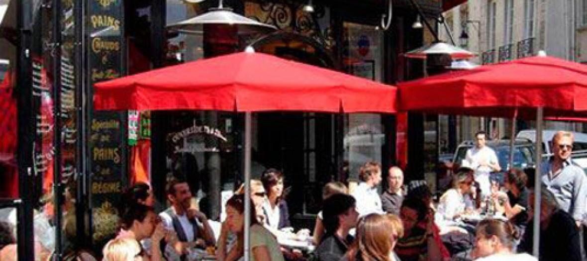 Cafe Charlot 1