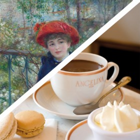 Un Chocolat Chaud Et Une Balade Chez Les Impressionnistes