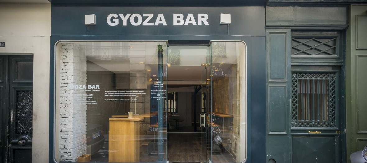 Le Bar A Gyozas Et Angel Cakes Gq Mode Principale
