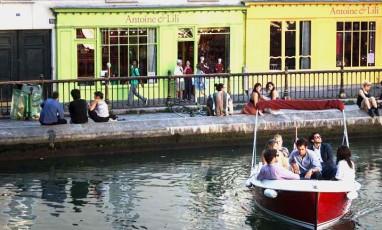 Une Viree Apero En Bateau Sur Le Canal Avec Marin D Eau Douce Pr