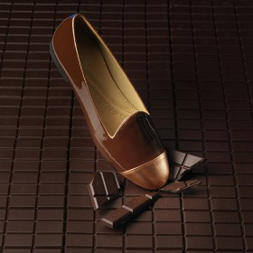 Les slippers Chatelles x Maison du chocolat