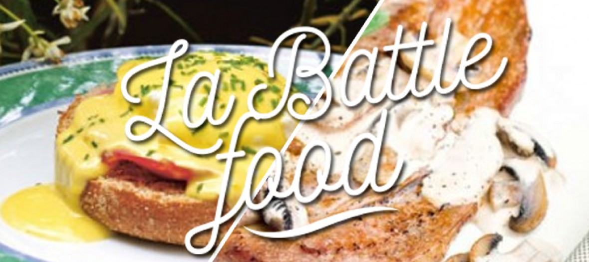 Battle Food2
